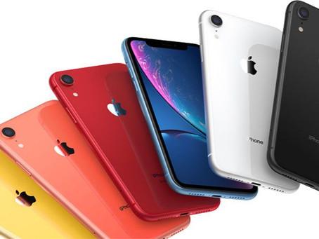 iPhone XR foi o smartphone mais vendido do mundo em 2019, seguido pelo iPhone 11