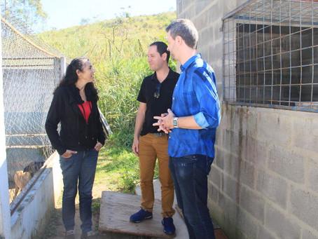 Vereadores pedem providências para demandas dos Centros de Zoonose e Vetores