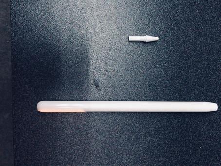 Rumor: Apple Pencil 3 será lançado junto ao novo iPad Pro no evento da próxima semana