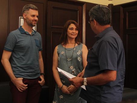 Rafael de Angeli é o novo líder do PSDB na Câmara Municipal