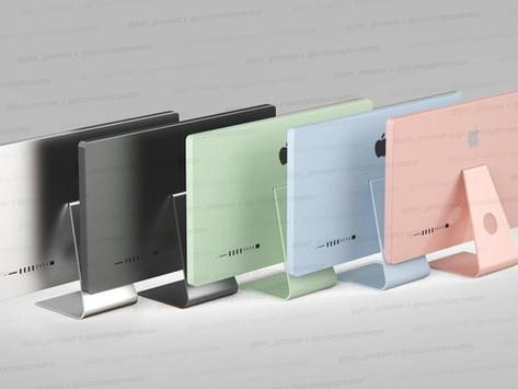 Prosser diz que iMac chegará em cinco cores e Mac Pro se parecerá com Mac minis 'empilhados'