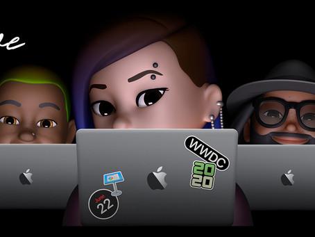 Hoje tem live sobre as novidades da WWDC, às 20h, com nossa equipe! Participe conosco!