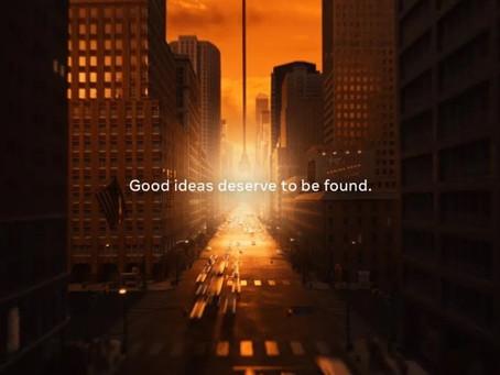 Facebook lança campanha 'Good ideias deserve to be found' contra a privacidade do iOS