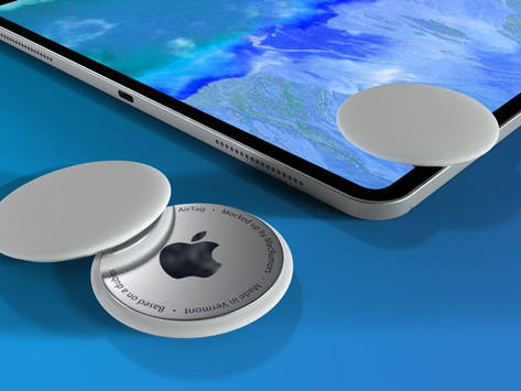 Leaker Jon Prosser afirma que AirTags e novo iPad Pro serão anunciados em março