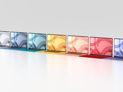 Prosser: novo MacBook Air com chip M2 será lançado em cores semelhantes às do iMac