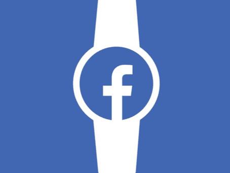 Facebook quer competir com o Apple Watch lançando seu próprio Smartwatch