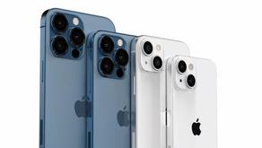Linha iPhone 13 poderá ter baterias significativamente maiores