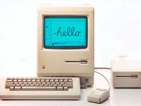 Há 37 anos, Steve Jobs apresentava o primeiro Macintosh. Conheça sua história!
