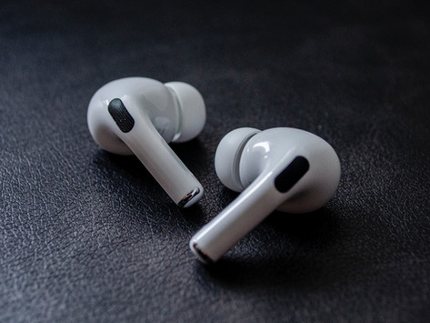 AirPods Pro e AirPods Max poderão ser localizados fora do alcance do Bluetooth no iOS 15