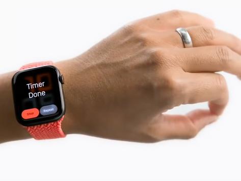 Em breve você poderá controlar o Apple Watch por gestos manuais