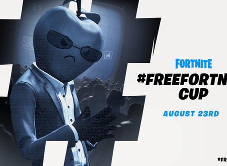Epic Games anuncia o torneio #FreeFortnite com 'dispositivos não-Apple' como prêmios