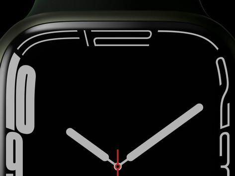 Apple Watch Series 7 tem transferência de dados sem fio, mas provavelmente apenas para uso da Apple