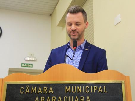 Vereador pede que Lei da Parada Segura seja ampliada para toda a população