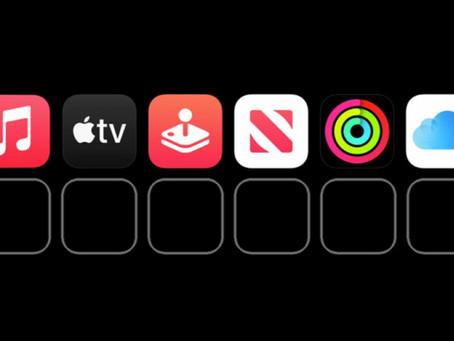 Rumor: novos serviços da Apple poderão incluir Podcasts+, Stocks+, Maps+, Health+ e Mail+