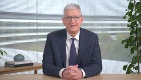 Tim Cook recebe 'último pagamento' de R$ 4 bilhões como CEO da Apple