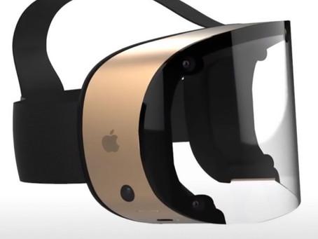 Óculos de realidade virtual devem ser lançados antes do 'Apple Glass' e por um preço bem caro