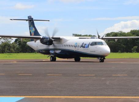 Continuidade das operações da Azul Linhas Aéreas na cidade ainda é um mistério