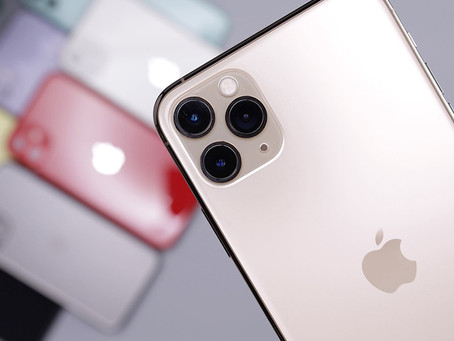 Vendas de iPhones caem 8% no primeiro trimestre, enquanto as de smartphones caem 20%