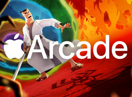 'Samurai Jack: Battle Through Time' chega ao Apple Arcade