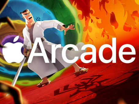 'Samurai Jack: Battle Through Time' chega ao Apple Arcade