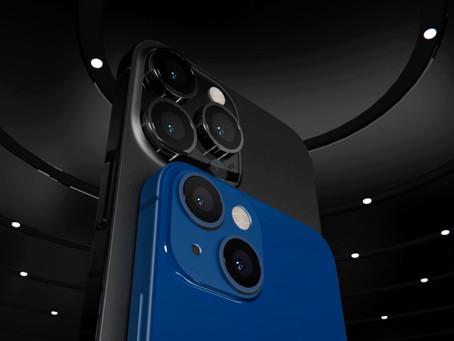 Vazamentos de CADs do iPhone 13 revelam dimensões maiores das câmeras