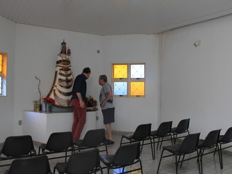 Vereador quer revitalização de capela no aeroporto de Araraquara