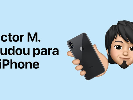 Nova campanha da Apple é focada na migração do Android para o iPhone