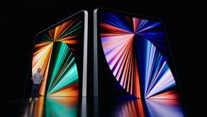iPads com telas OLED serão lançados em alguns modelos da linha em 2022
