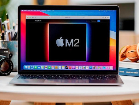 Apple já está produzindo em massa o 'chip M2' para novos Macs deste ano