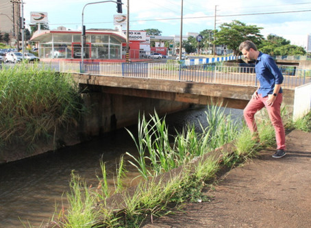 Laudo técnico sobre alagamentos na Via Expressa custou R$ 32 mil à Prefeitura