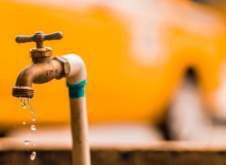 Suspensão de abastecimento de água tem sido frequente em Araraquara