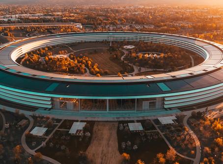 Primeira fase dos funcionários da Apple que retornam ao Apple Park começa em 15 de junho