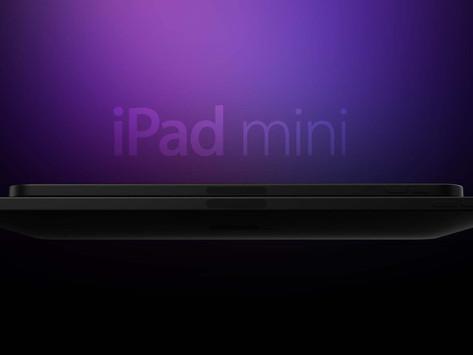 Novos 'iPad mini Pro' e iPad mini devem ser lançados ainda em 2021