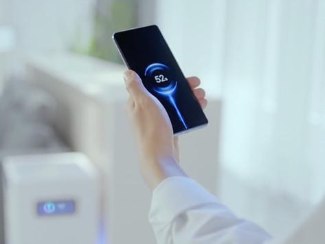 Xiaomi e Motorola deixam Apple para trás e provocam o carregamento sem fio pelo ar