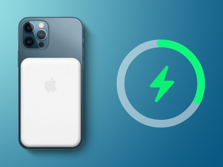 Bloomberg: Apple está trabalhando em bateria externa com MagSafe para o iPhone 12