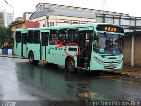 Vereador solicita identificação lateral das linhas dos ônibus