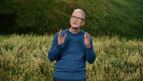 Tim Cook, CEO da Apple, está na lista da TIME das 100 pessoas mais influentes de 2021