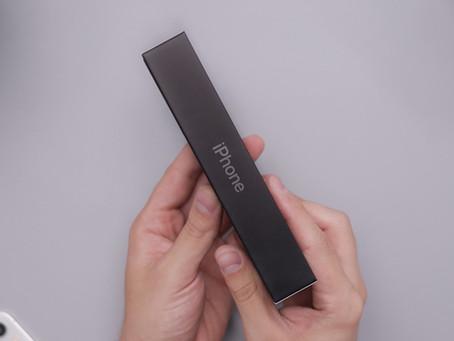 iPhone 13 não terá mais plástico em volta da embalagem, 'evitando 600 toneladas de plástico'.