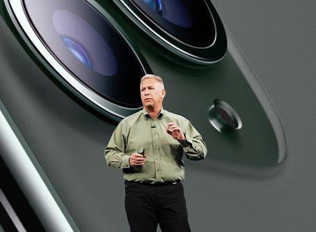 Após 33 anos na Apple, Phil Schiller faz transição para nova função de 'Consultor Fellow'
