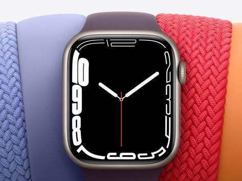 'Apple Watch Series 8' poderá ser lançado em três tamanhos diferentes