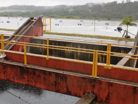 Bancada do PSDB cobra recuperação da Estação de Tratamento de Esgoto