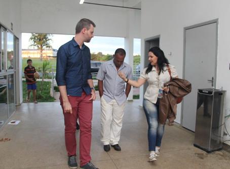 Vereador verifica demandas no CEU das Artes