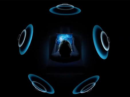 Confira quais iPhones, iPads e Macs suportam Áudio Espacial em seus alto-falantes