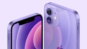 Apple inicia transição para números de série aleatórios com o iPhone 12 roxo