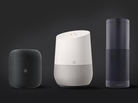 União Europeia investiga assistentes de voz como a Siri, Alexa e Google Assistente