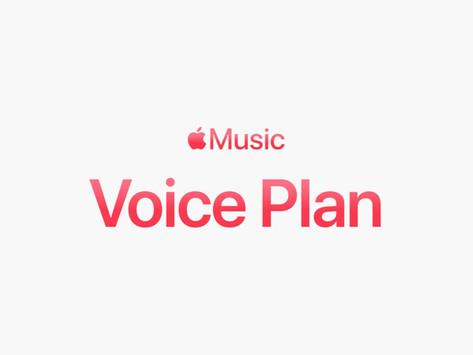 Apple Music ganha novo 'plano de voz' controlado exclusivamente pela Siri