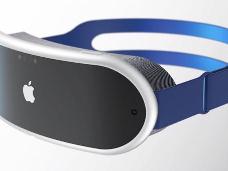 Kuo: headset de realidade mista da Apple contará com 15 módulos de câmera