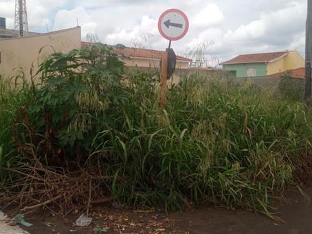 Situação de imóvel no Parque Gramado é alvo de requerimento