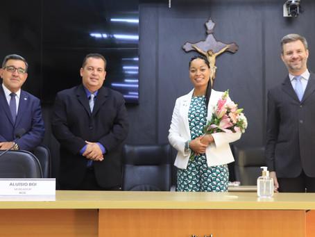 Vereador Rafael de Angeli é eleito primeiro secretário da Câmara Municipal de Araraquara