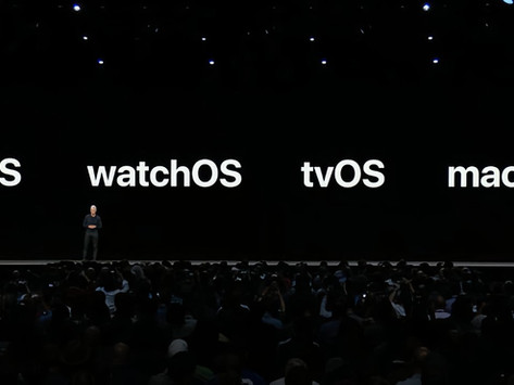 Novo sistema operacional 'homeOS' pode ser apresentado pela Apple na WWDC na próxima semana